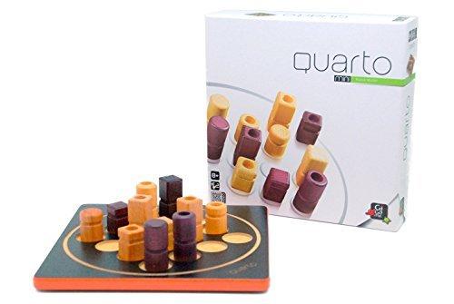 Gigamic Quarto Mini Game Travel Version