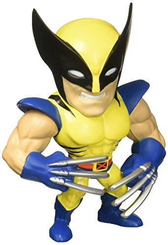 Jada Toys 97902 Metals Marvel 4 Classic Figure - Wolverine M138 Toy Figure 4