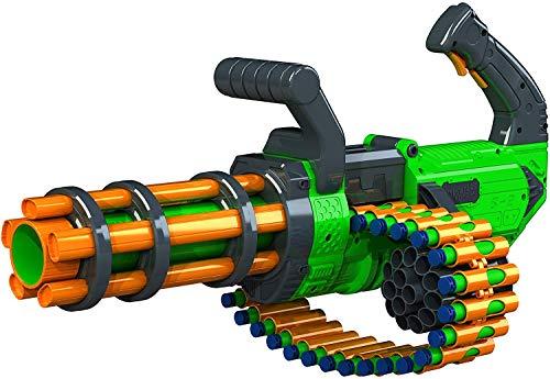 Adventure Force V-Twin Motorized Gatling Belt Dart Blaster