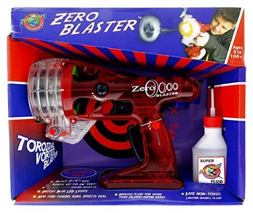 Zero Fog Blaster - Red Blaster wFluid