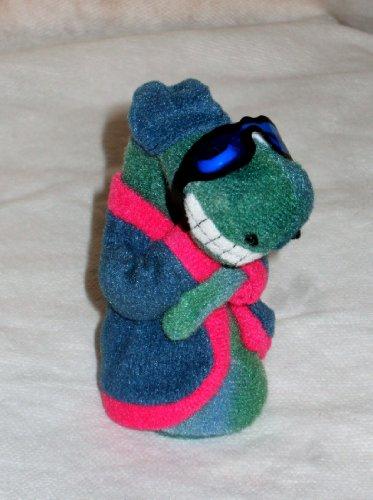 Dinosaur  4 - Supersaurus A Ten Little Dinosaurs Finger Puppet