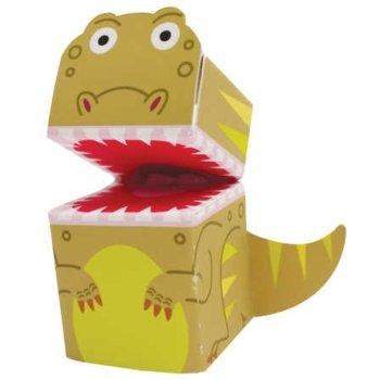 Dinosaur Finger Puppets 4 Per Pack