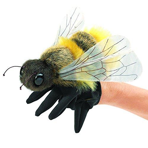 Folkmanis Honey Bee Hand Puppet