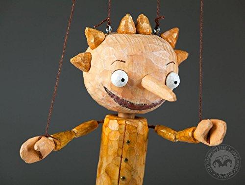 Pepe Czech Marionette Puppet