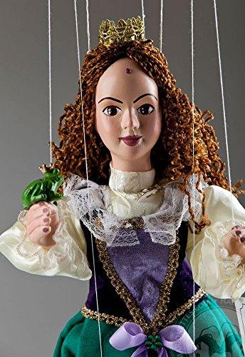 Princess Jane Czech Marionette Puppet