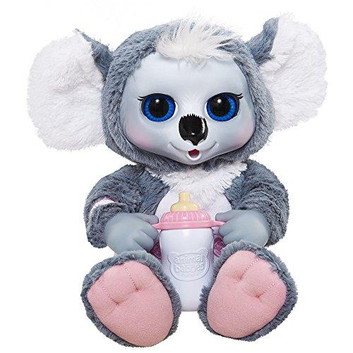 Animal Babies Deluxe Baby Koala Plush