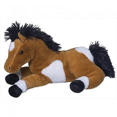 JT International Resting Plush Horse Assorted