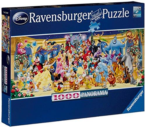 Ravensburger Disney Panoramic 1000 Piece Puzzle