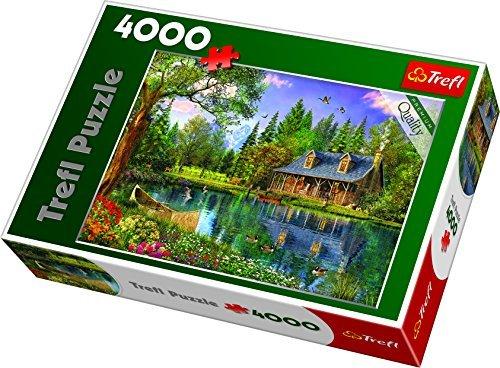 Trefl Afternoon Idyll Puzzle 4000 Piece by Trefl