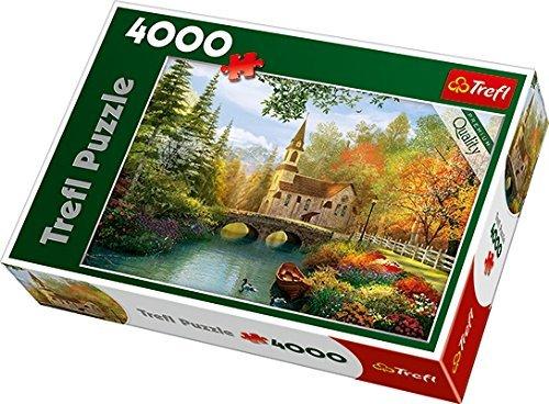 Trefl Autumn Nostalgia Jigsaw Puzzle 4000 Piece by Trefl