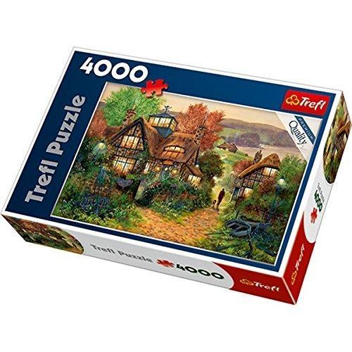 Trefl Mariners Rest Jigsaw Puzzle 4000 Piece by Trefl