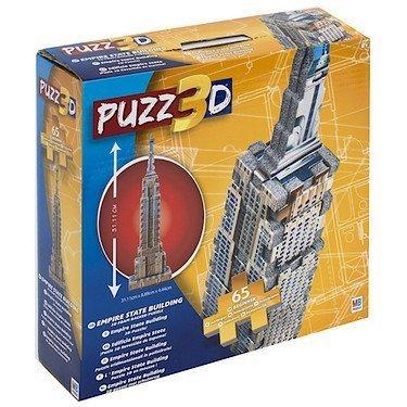 Puzz 3D 65 piece Empire State Building 65 Piece Puzzle by puzz 3d
