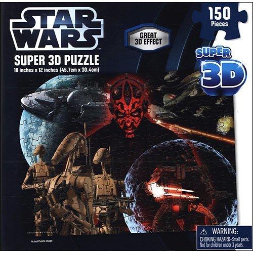 Star Wars Super 3d Puzzle
