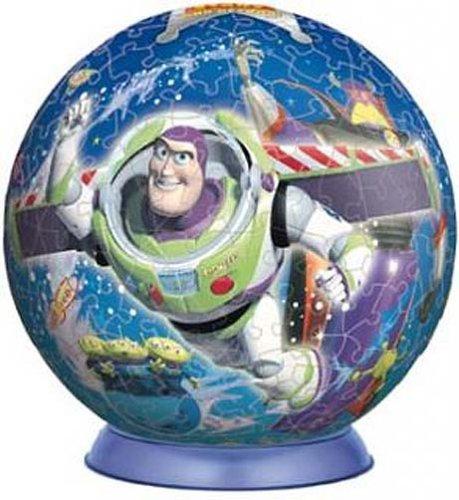 3D sphere puzzle 240 piece Disney Buzz u0026 Woody 2024-210  diameter about 152cm