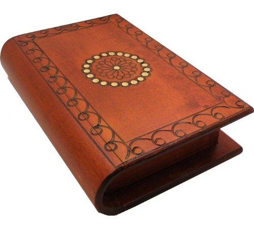 Book Of Secrets - Secret Wooden Puzzle Box