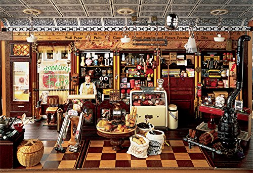 Ceaco The General Store Puzzle by Joan Steiner 2000 Pieces