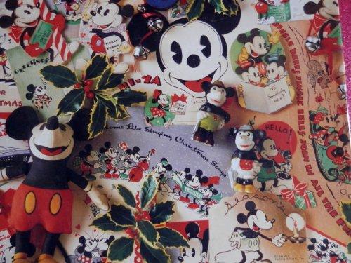 Walt Disneys Mickey Mouse Puzzle Mickeys Christmas Memories Puzzle