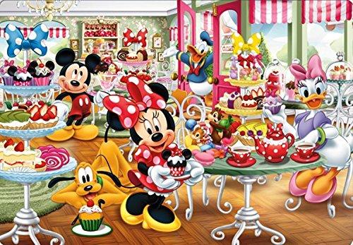 60 Piece Silhouette Piece Child Puzzle Welcome to Disney Suites Shop