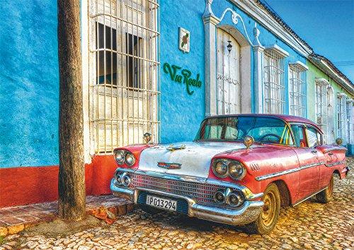 SCHMIDT Via Reale Cuba Childrens Puzzle 500-Piece