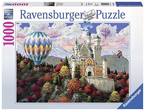 Ravensburger 19857 Neuschwanstein Daydream Jigsaw Puzzle 1000 Piece