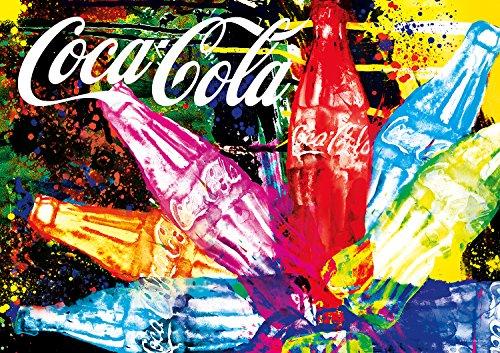 Buffalo Games Splash of Coca-Cola Large Jigsaw Puzzle 300 Piece