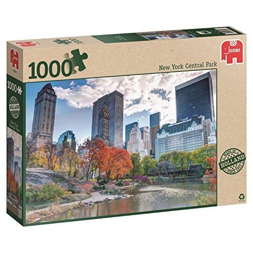 Jumbo Central Park NYC Jigsaw Puzzle 1000-Piece by Jumbo