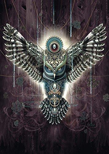 SCHMIDT Wise Owl Puzzle 1000-Piece by Schmidt
