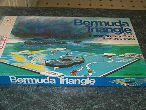 Bermuda Triangle 1975 Milton Bradley Game