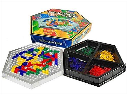 TRIANGLES GAME Bullocks TRIGON overseas edition parallel import goods