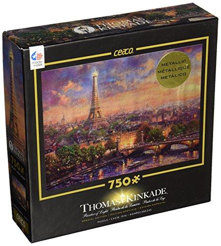 Ceaco Thomas Kinkade Special Edition - Paris City of Love Puzzle