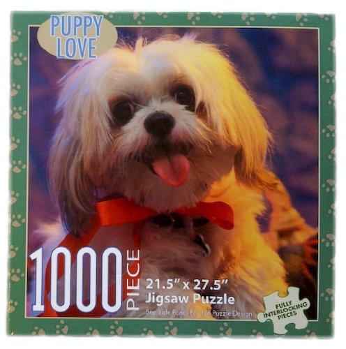 Pupply Love - 1000 Piece Puzzle