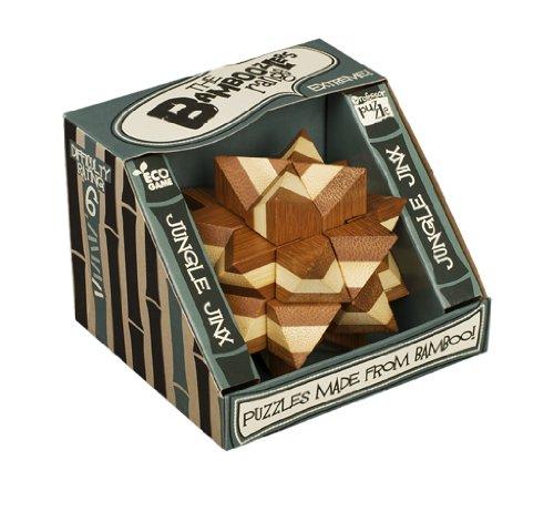 Bamboozler Jungle Jinx Classic Wooden Puzzle