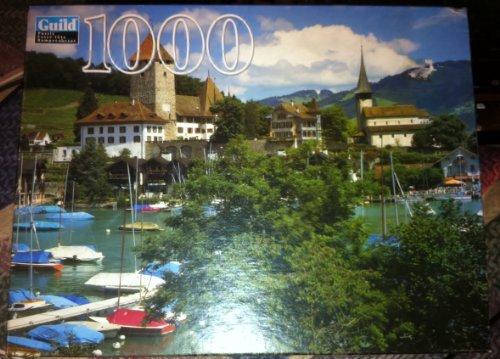 1000pc Guild Puzzle-Bornholm Denmark