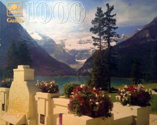 Banff National Park 1000 Piece Jigsaw Guild Puzzle
