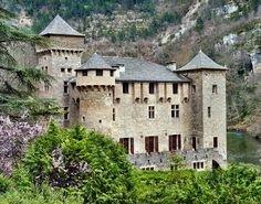 Golden Guild puzzle 500 pieces-Chateau De La Caze