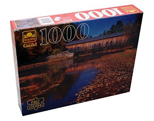 Hemlock Bridge - Golden Guild 1000 Piece Puzzle
