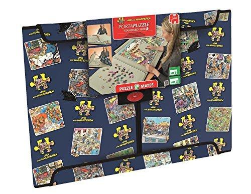 Jan van Haasteren Portapuzzle - Standard for 1000 Piece Jigsaw Puzzles by Jan van Haasteren