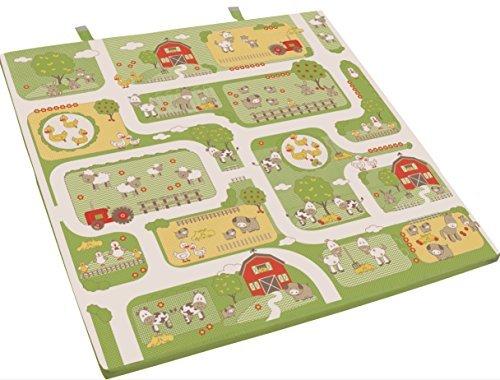 roba 0310 S157 PlayCrawling Mat with Farmyard Design by roba