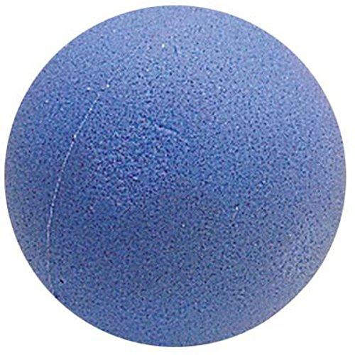 Childrens Fun Play Foam Skinned 8cm Blue Balls Pack Of 12
