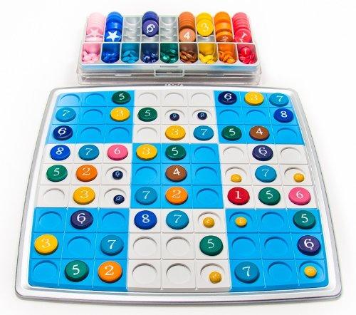 Sukugo Color  Number Sudoku Game Set