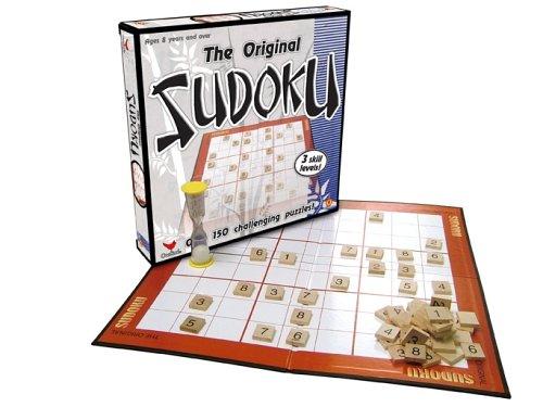 The Original Sudoku Game