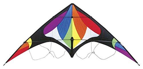 SKYDOG KITES 20430 Freebird Rainbow Stunt 76