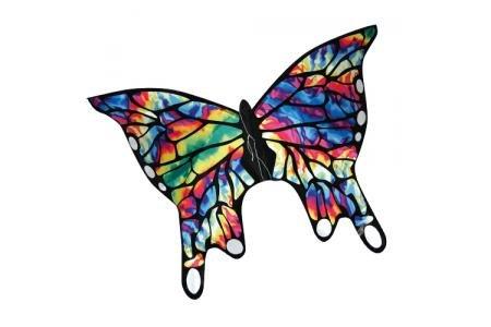 Skydog Tie Dye Butterfly Kite