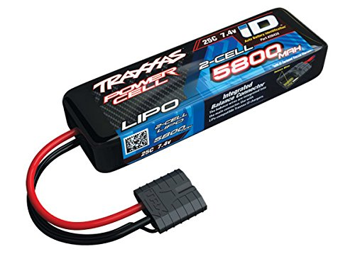 Traxxas 5800mAh 74V 2-Cell 25C LiPo Battery