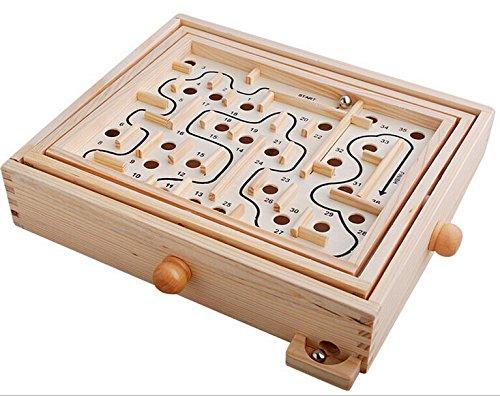 CooblBalanced maze game