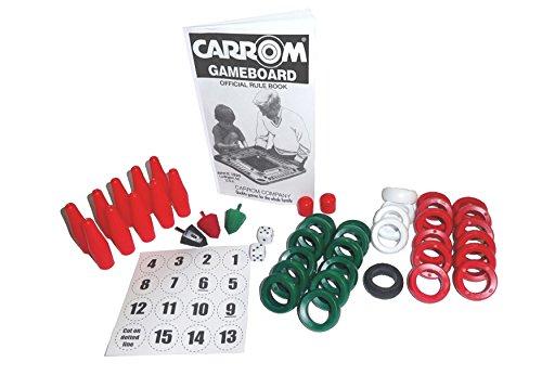 Carrom 02901 Carrom Equipment Set