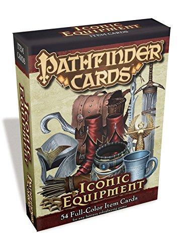 Pathfinder Item Cards Iconic Equipment