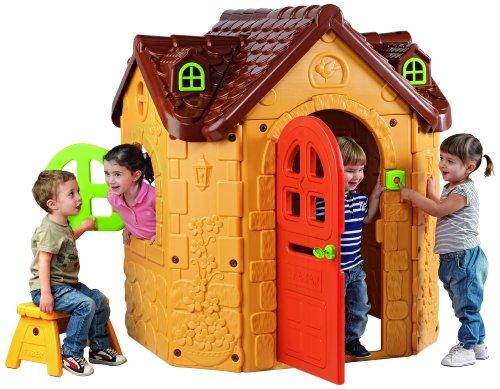 ECR4Kids 50 x 47 x 57 Fancy Childrens Play House