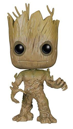 Funko POP Marvel Guardians of The Galaxy - Groot Vinyl Bobble-Head Figure