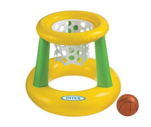 Intex Floating Hoops Game Inflatable Backyard Swimming Pool Fun Net Ball